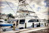 65 ft. Donzi Convertible Offshore Sport Fishing Boat Rental West Palm Beach  Image 30