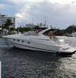 41 ft. Regal 4160 comodore Cruiser Boat Rental Miami Image 3