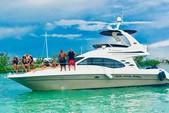 45 ft. Sea Ray Boats 44 Sedan Bridge Cruiser Boat Rental Miami Image 23