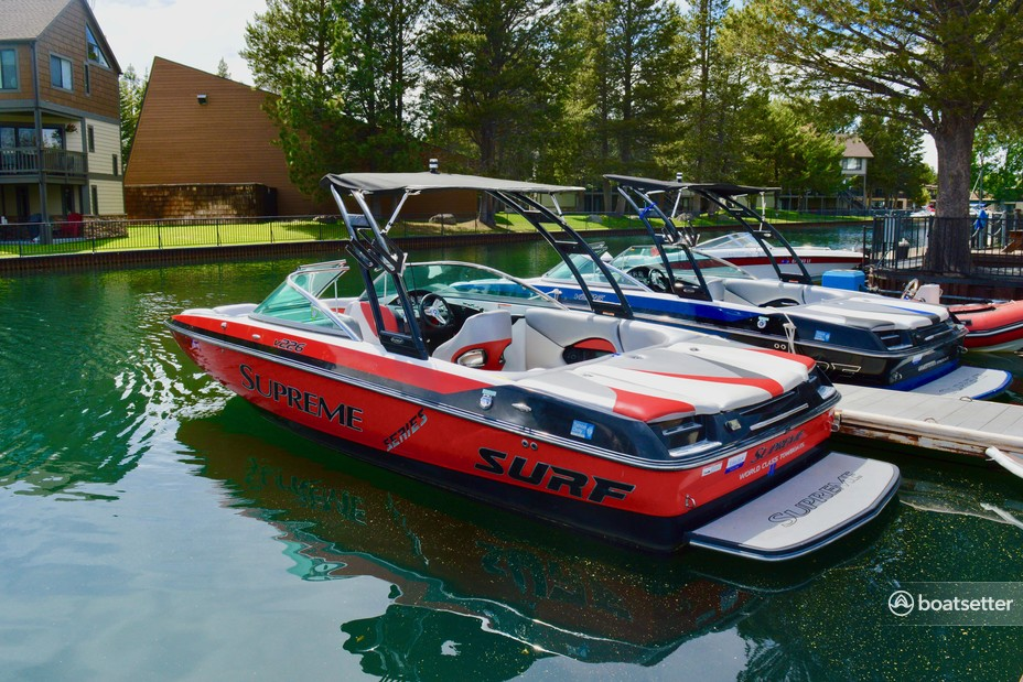Rent a Surf Boat cruiser in South Lake Tahoe, CA near me