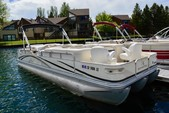 27 ft. Crest silver Pontoons 27' Cruiser Boat Rental Rest of Southwest Image 1
