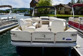 27 ft. Crest silver Pontoons 27' Cruiser Boat Rental Rest of Southwest Image 2