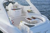 58 ft. Cruisers Yachts 560 Express Cruiser Boat Rental San Diego Image 1