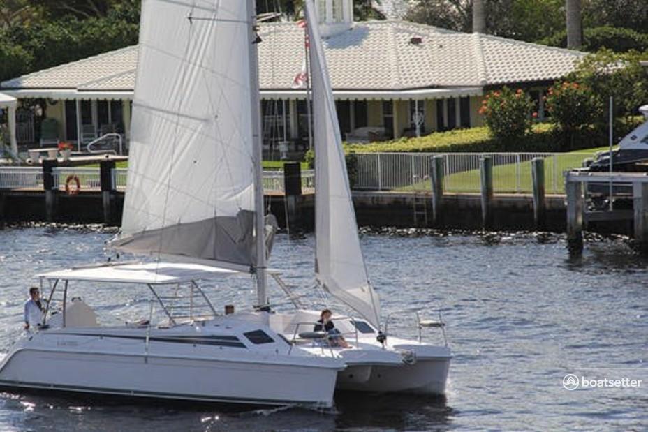 Rent a Gemini catamaran in San Diego, CA near me