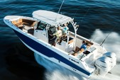 31 ft. Wellcraft 302 Fisherman Center Console Boat Rental East End Image 8