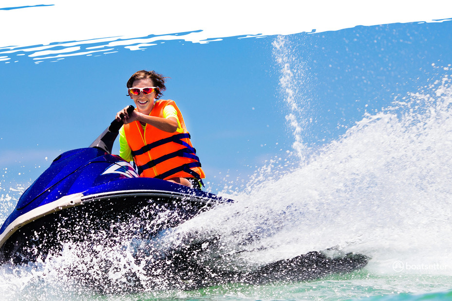 Rent a Yamaha ski and_wakeboard in San Diego, CA near me
