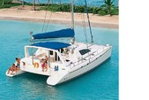 47 ft. Robertson and Caine Leopard 470 Catamaran Boat Rental St. Thomas Image 1