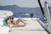 47 ft. Robertson and Caine Leopard 470 Catamaran Boat Rental St. Thomas Image 13