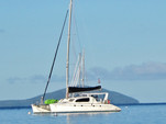 47 ft. Robertson and Caine Leopard 470 Catamaran Boat Rental St. Thomas Image 18