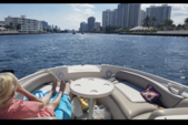 26 ft. Sea Ray Boats 240 Sundeck Bow Rider Boat Rental Miami Image 9