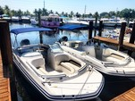 23 ft. Hurricane Boats SD 237 DC Bow Rider Boat Rental Tampa Image 15