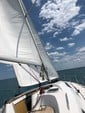 42 ft. Jeanneau Sailboats Sun Odyssey 42DS Cruiser Boat Rental Tampa Image 11