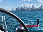 42 ft. Jeanneau Sailboats Sun Odyssey 42DS Cruiser Boat Rental Chicago Image 13