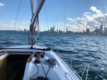 42 ft. Jeanneau Sailboats Sun Odyssey 42DS Cruiser Boat Rental Chicago Image 10