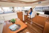 45 ft. Aquila Catamaran Catamaran Boat Rental Los Angeles Image 14