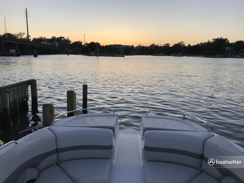 Rent a Chaparral Boats bow rider in Wilmington, NC near me