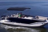 26 ft. Bayliner Element XR7 4-S Mercury  Bow Rider Boat Rental Jacksonville Image 2