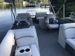 22 ft. Crest Pontoons I 220 SLRC  Pontoon Boat Rental Columbia-Lake Murray Image 4