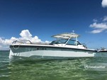 20 ft. Misty Harbor 225CR Adventure Pontoon Boat Rental Miami Image 12