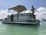 20 ft. Crest Pontoons 190 Crest II Pontoon Boat Rental Miami Image 9