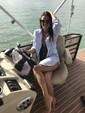 20 ft. Crest Pontoons 190 Crest II Pontoon Boat Rental Miami Image 17