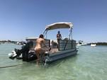 20 ft. Crest Pontoons 190 Crest II Pontoon Boat Rental Miami Image 23
