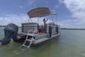 20 ft. Crest Pontoons 190 Crest II Pontoon Boat Rental Miami Image 25