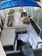 18 ft. Hurricane Gulfstream Cruiser Boat Rental Miami Image 7