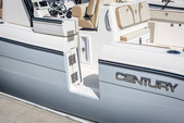 33 ft. Century Boats 3200 CC w/2-F350XCA Center Console Boat Rental Miami Image 5