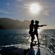 49 ft. Sea Ray Boats 44 Sundancer Cruiser Boat Rental Los Angeles Image 25