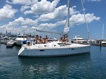 42 ft. Jeanneau Sailboats Sun Odyssey 42DS Cruiser Boat Rental Tampa Image 9