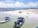 24 ft. Avalon Pontoons 24' LSZ Entertainer Pontoon Boat Rental Tampa Image 3
