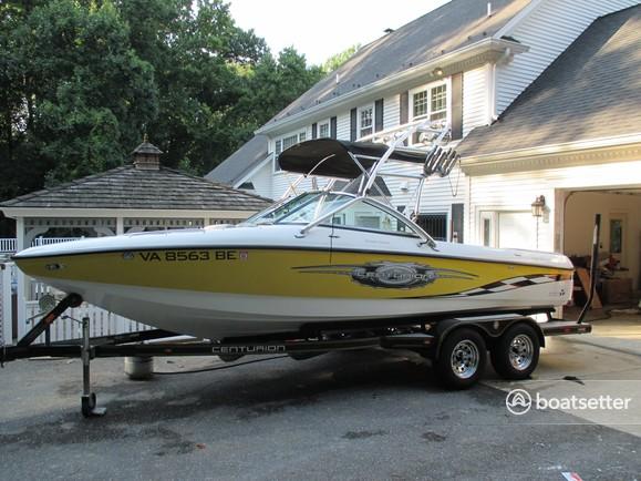 Rent a Centurion ski and wakeboard in Bumpass, VA near me