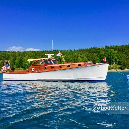 Rent a Other motor yacht in Mount Desert, ME near me