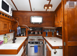 38 ft. Cheoy Lee Offshore 38 Keel Sloop Boat Rental Washington DC Image 17