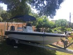 21 ft. NauticStar Boats 2110 NauticBay Angler Boat Rental Tampa Image 3