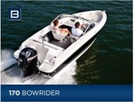 17 ft. Bayliner 170 4-S  Bow Rider Boat Rental Charleston Image 8