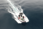 21 ft. Zodiac of North America Pro 15 Man Rigid Inflatable Boat Rental San Diego Image 1