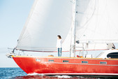 45 ft. Pearson Countess Standard Sloop Boat Rental Seattle-Puget Sound Image 1
