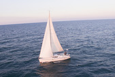 42 ft. Jeanneau Sailboats Sun Odyssey 42DS Cruiser Boat Rental Tampa Image 2