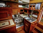 45 ft. Pearson Countess Standard Sloop Boat Rental Seattle-Puget Sound Image 16