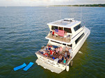 60 ft. Viking Yacht 60 Sport Cruiser Flybridge Cruiser Boat Rental N Texas Gulf Coast Image 1