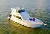 60 ft. Viking Yacht 60 Sport Cruiser Flybridge Cruiser Boat Rental N Texas Gulf Coast Image 2