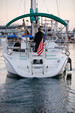 30 ft. Hunter 336 Sloop Boat Rental San Diego Image 1