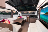 51 ft. Other 2019 Galeon 510 Sky Cruiser Boat Rental Miami Image 5