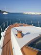 50 ft. VZ 50 Fly Motor Yacht Boat Rental Giardini Naxos Image 4