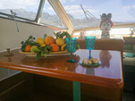 50 ft. VZ 50 Fly Motor Yacht Boat Rental Giardini Naxos Image 5