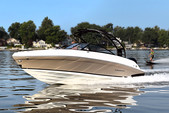 23 ft. Rinker Boats Q3 Bow Rider Boat Rental Rest of Northeast Image 1