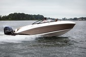 25 ft. Rinker Boats Q5 Ski And Wakeboard Boat Rental Rest of Northeast Image 1