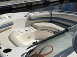 24 ft. Hurricane Gulfstream 24 Deck Boat Boat Rental Tampa Image 3